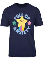 Cute Kawaii Kawaii Goth Kawaii Gift Pastel Goth Anxiety T Shirt