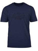 Vanlife T Shirt Keep It Simple Camper Van Shirt Fur Hippies