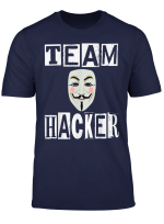 Anonymous Mask Project Zorgo Game Master Pz1 Gift T Shirt