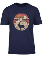 Jager T Shirt Hirsch Geweih Wild Natur Mond Jagd Geschenk