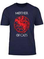 Cat Lovers Shirt Mutter Der Katzen Hot 2018 T Shirt