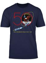 Apollo 11 50Th Anniversary Moon Landing 1969 2019 T Shirt