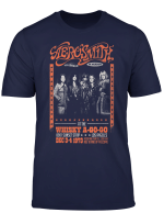 Aerosmith Whisky T Shirt