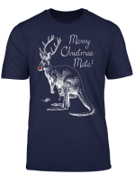 Australia Christmas Shirt Merry Christmas Mate T Shirt