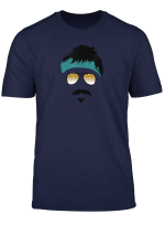 Jaguar Print Shades For Uncle Rico In Duuuval T Shirt