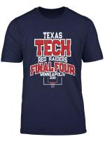 Texas Tech Final Four T Shirt