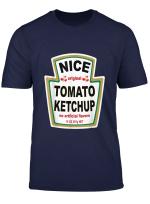 Ketchup Kostum T Shirt Passende Senf Mayo Relish Gruppe