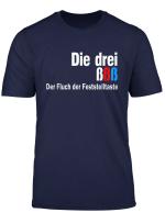 Die Drei Ssssss Der Fluch Der Feststelltaste 3 Detektive T Shirt