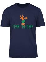 Milwaukee Fear The Deer Bucks T Shirt