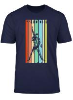 Freddie T Shirt Mercurys Music Gifts Funny Design Shirts