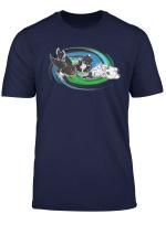 Drachenzahmen Leicht Gemacht 3 Geschwister T Shirt