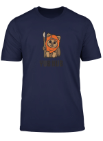 Star Wars Ewok Wicket W Warrick Yub Nub T Shirt