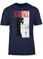 Scarface Distressed Movie Poster Photo T Shirt