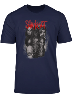 Slipknot Official We Are Not Your Kind Faded T Shirt