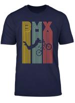 Bmx Vintage Bike Bicycle Racing Stunt Gift T Shirt
