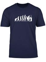 Gamer Evolution T Shirt Gaming Programmierer Zocker Geschenk