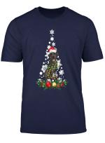 Labrador Christmas Dog Light Tee Funny Xmas Gift T Shirt