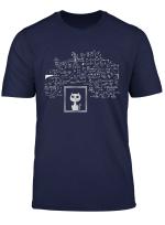 Schrodingers Cat In A Box Lustiges Wissenschafts Shirt