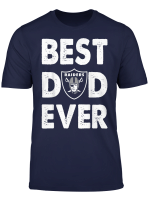 Best Raiders Dad Ever For Father S Day Gift T Shirt