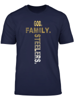 God Family Steelers T Shirt Father S Day Gift T Shirt