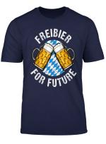 Freibier For Future T Shirt