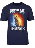 Goose The Flerken Cat Bring Me Thanos T Shirt