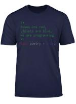 Programmierer Code Nerdy Informatiker T Shirt
