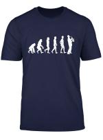 Evolution Saxophon T Shirt Saxophonist Geschenk