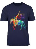Cooles Voltigieren Voltigierpferd Dressurreiten T Shirt