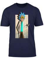 Rick And Morty Shirt Cool Rick Of Ricklantis T Shirt T Shirt