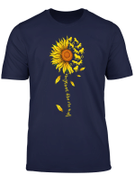 You Are My Sunshine Horse Sunflower Riding Lover Girl Shirt