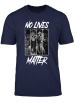 No Lives Matter Scary Horror Myers Michael Halloween T Shirt