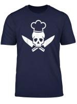 Chef Skull T Shirt