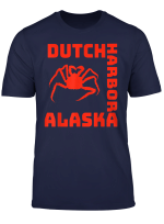 Alaska Crab Legs Alaska Crab Fishing Crabs Deadliest Catch T Shirt