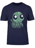 Cute Cthulhu Mythos Baby Cthulhu Little Necronomicon T Shirt