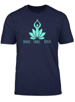 Lotus Flower Yogini Meditated T Shirt