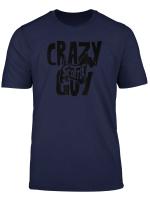Crazy Scottie Guy Acf158M Dog Lover T Shirt