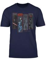 Star Wars Fan Fave Dark Side Characters T Shirt