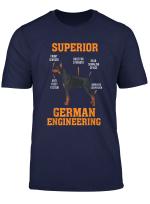 Dobermans Superior German Engineering I Gift