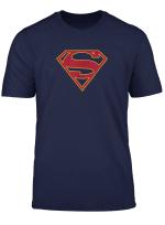 Dc Comics Supergirl Shield Logo T Shirt