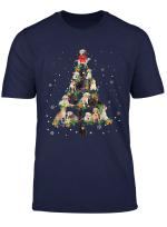Funny Labrador Christmas Tree Labrador Xmas Tree T Shirt