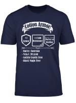 Dungeon Spiel Dragons Master Adventure Cotton Armor Rpg T Shirt