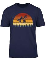 Vintage Sonne Bmx Geschenk Fur Bmx Fahrer T Shirt