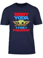The Mandalorian Baby Yoda Christmas Movie T Shirt