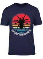 Retro Vintage Style Spider Whisperer Funny Tarantula Spider T Shirt