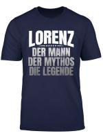 Name Lorenz T Shirt