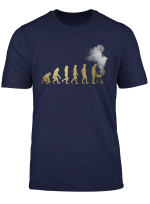 Evolution Of Grilling Bbq Barbecue Grill Master T Shirt