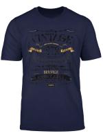 Classic 47Th Birthday Gift Tshirt For Men Women Vintage 1972 T Shirt