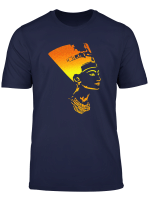 Egyptian Queen Nefertiti T Shirt For Women Men