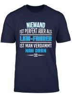 Herren T Shirt Lkw Fahrer Fernfahrer Spruch Trucker Beruf Witz
